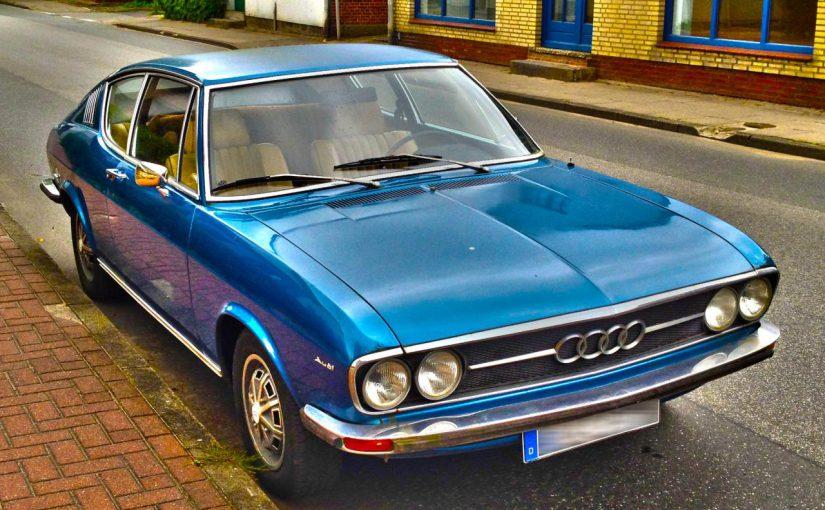 Oldtimer – Audi 100 Coupé S (1970-76)
