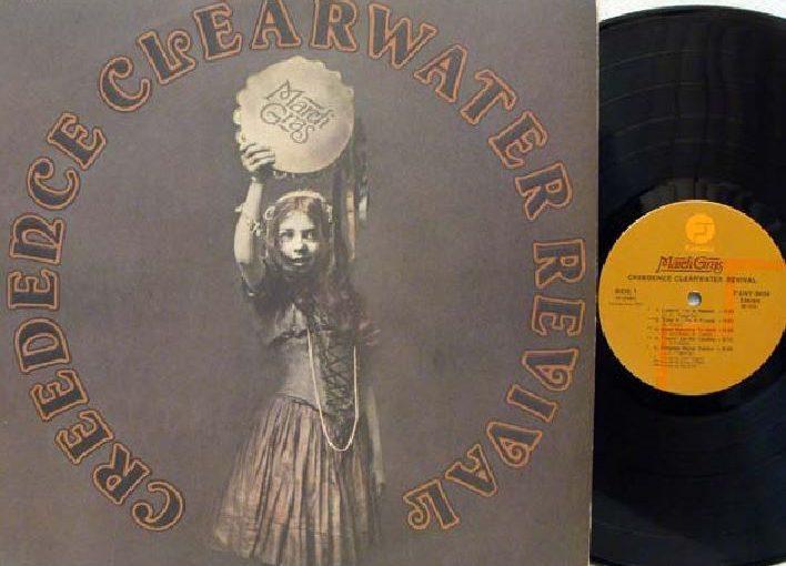 Album – Creedence Clearwater Revival – Mardi-Gras (1972)