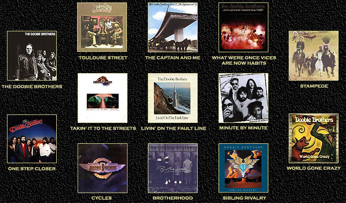Album – Doobie Brothers – Listen To The Music (The Very Best of) (1993)