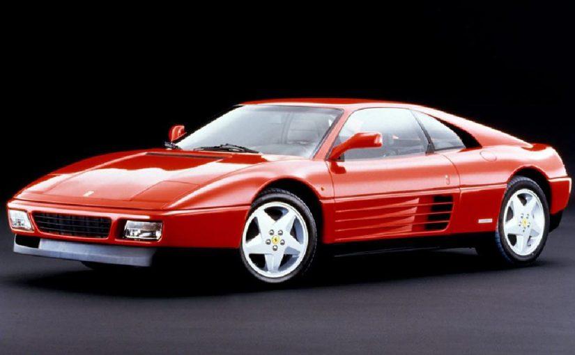 Youngtimer – Ferrari 348 GTB (1992-95)