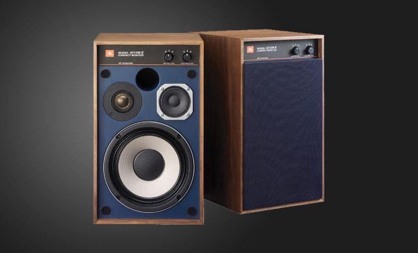 Hifi vintage – Enceintes JBL 4312 Mk2 (Réédition 95)