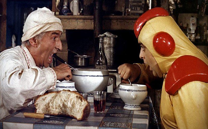 Livre & Film – La soupe aux choux (1981)