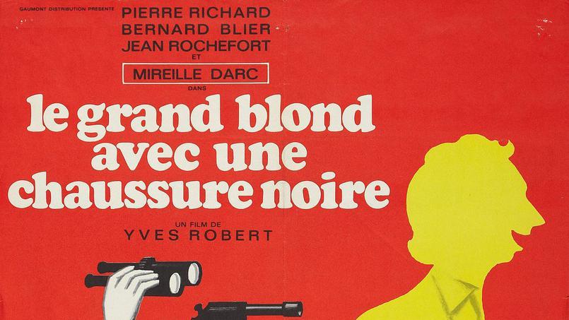 Film & Livre – Le grand blond avec une chaussure noire (1972)