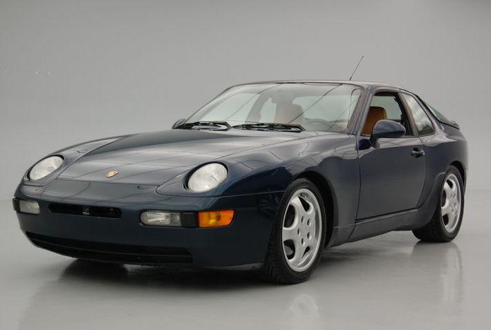 Youngtimer – Porsche 968 (1992-95)