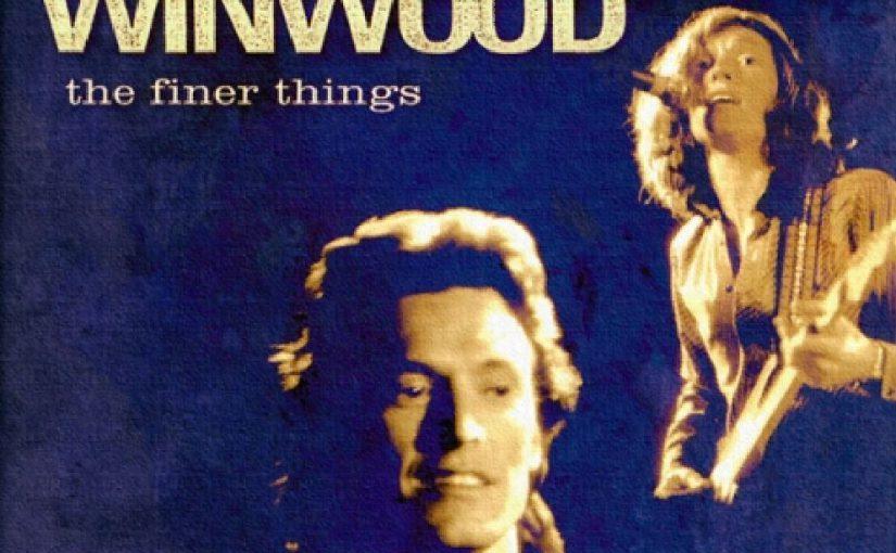 Album – Steve Winwood – The Finer Things (1995)