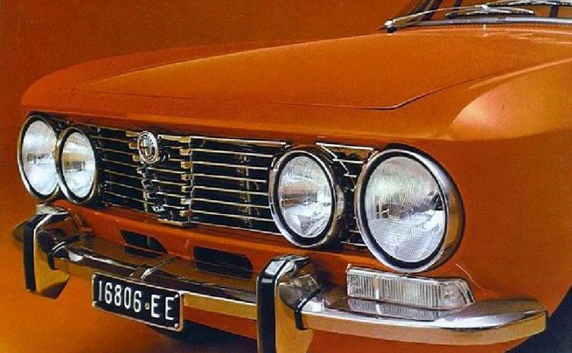 Oldtimer – Alfa Romeo 2000 GT Veloce (1970-77)