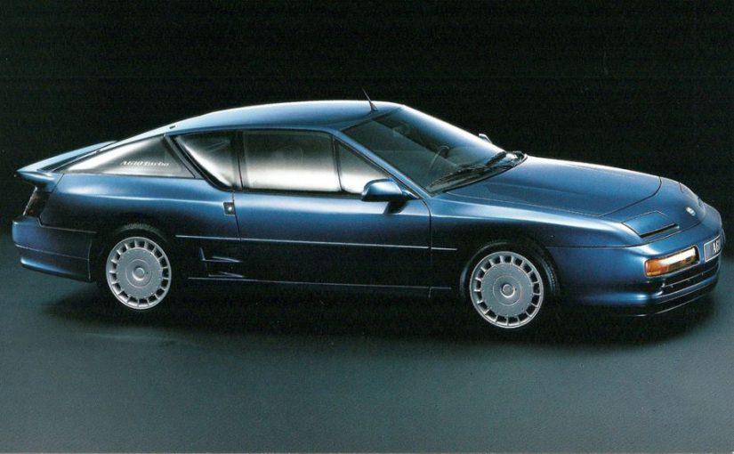 Youngtimer – Alpine A610 (1991-1995)