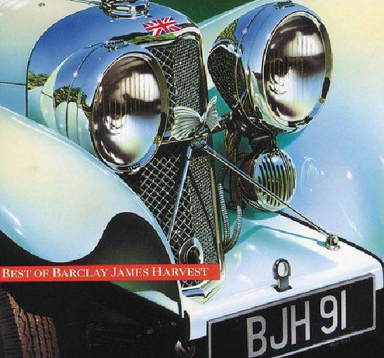 Album – Barclay James Harvest – Best of (1991)
