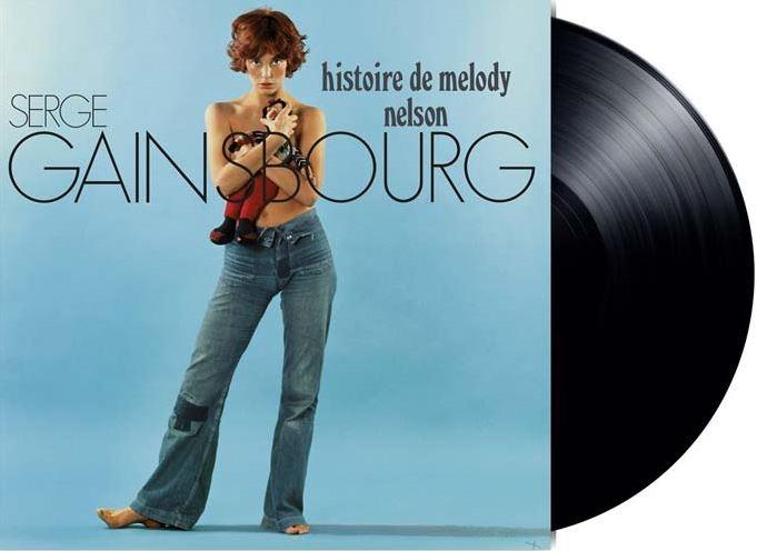 Album – Serge Gainsbourg – Histoire de Melody Nelson (1971)