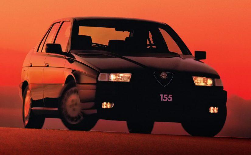 Youngtimer – Alfa Romeo 155 (1992-97)
