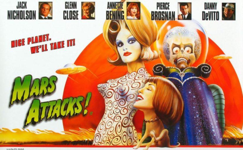 Film – Mars Attacks! (1996)