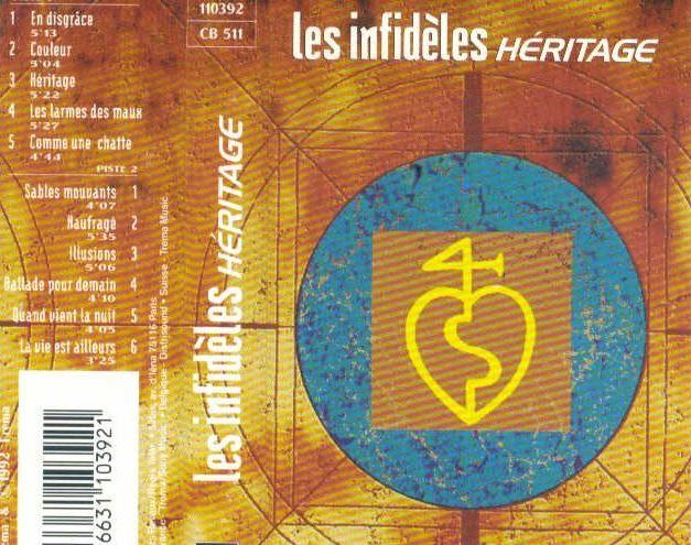 Album – Les Infidèles – Héritage (1992)