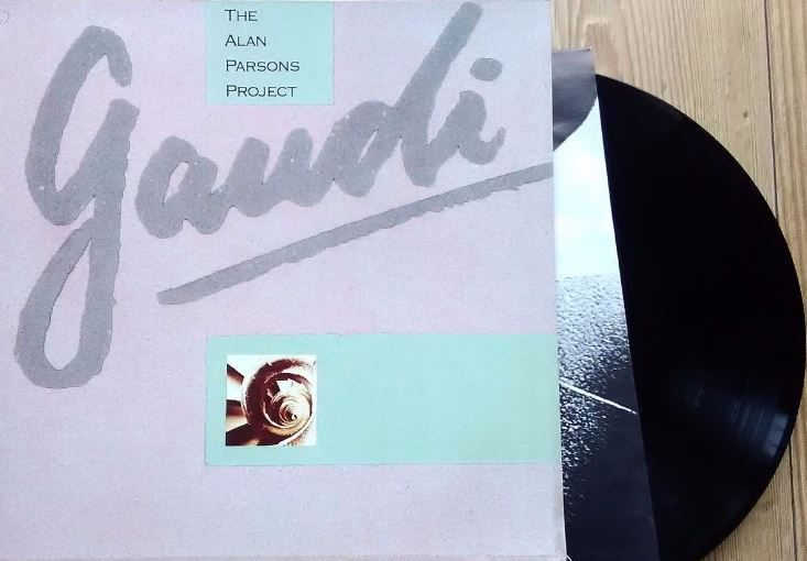 Album – Alan Parsons Project – Gaudi (1987)