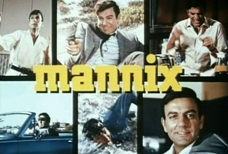 Série TV – Mannix (1967-75)