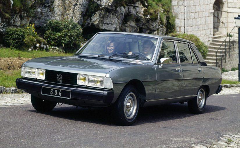Youngtimer – Peugeot 604 (1975-85)
