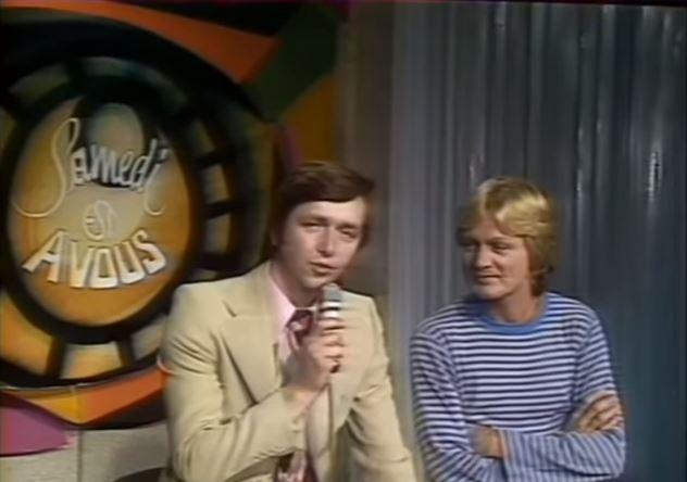 Rétroactu 1975 – Émission TV : Samedi est à vous (1975-76)