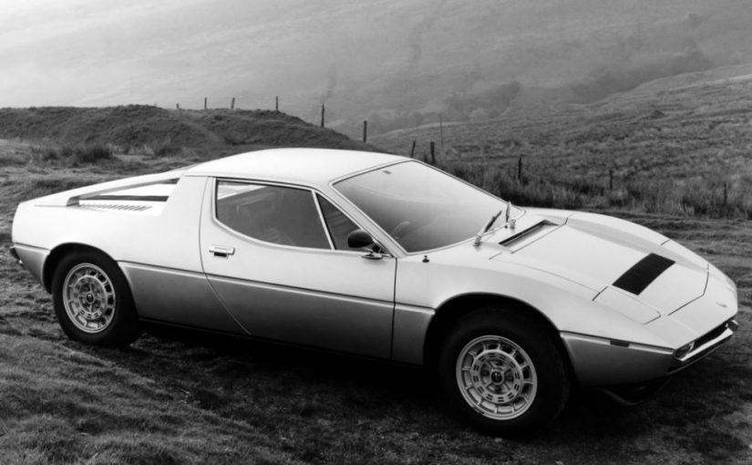 Oldtimer – Maserati Merak (1972-83)