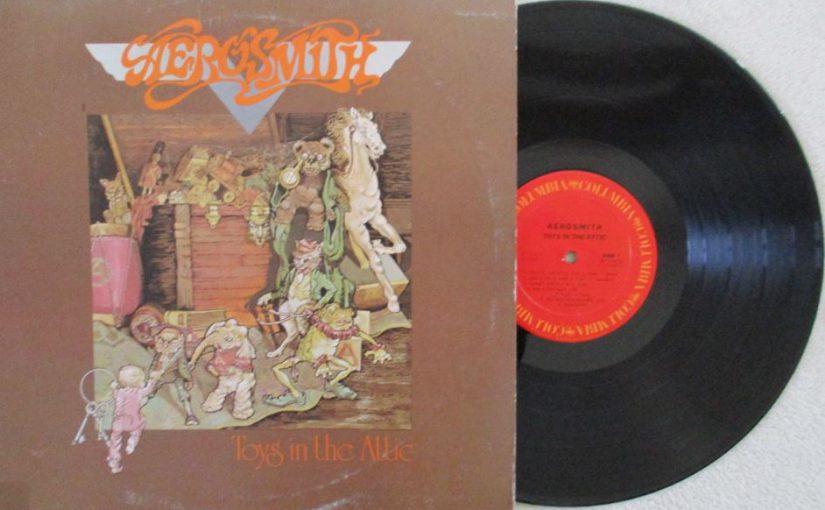 Album – Aerosmith – Toys in The Attic (1975)