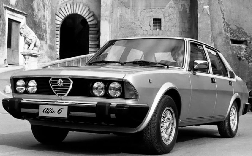 Youngtimer – Alfa Romeo Alfa 6 [Type 119] (1979-86)