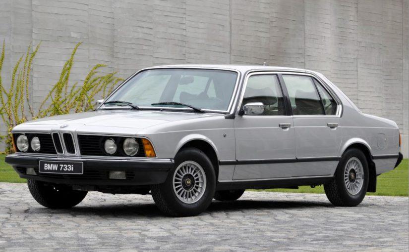 Youngtimer – BMW Série 7 [E23] (1977-86)