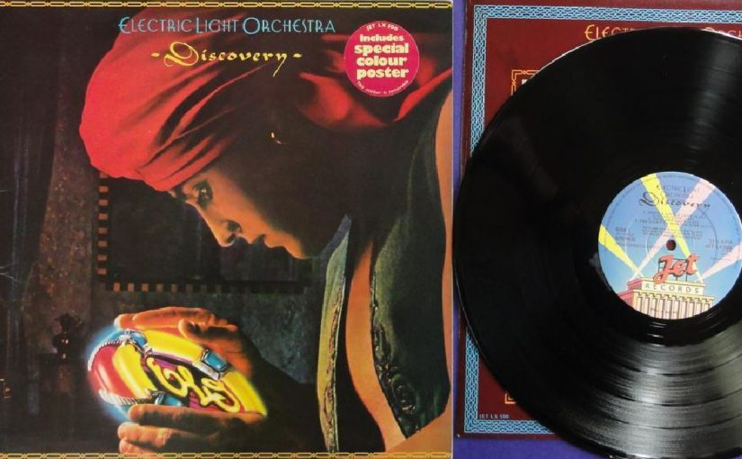 Album – Electric Light Orchestra – Discovery (1979)
