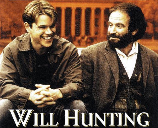 Film – Will Hunting (1997)