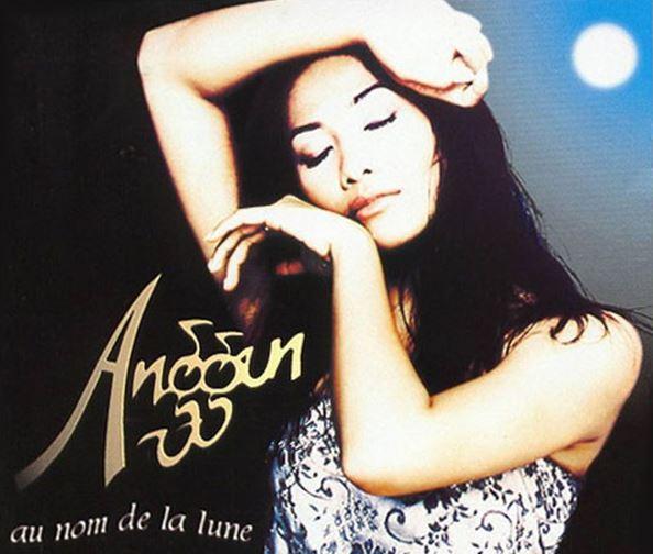 Disque – Anggun – Au Nom de la Lune (1997)