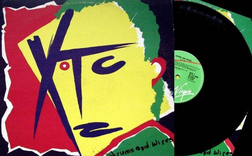 Album – XTC – Drums and Wires (1979)