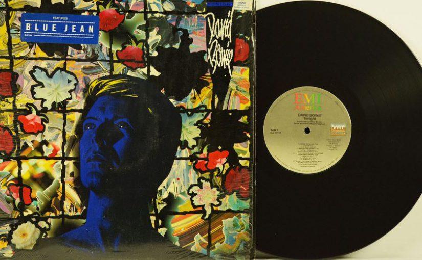 Album – David Bowie – Tonight (1984)