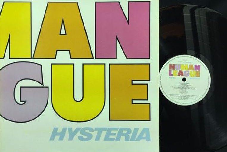 Album – Human League – Hysteria (1984)