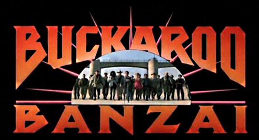 Film – Les Aventures de Buckaroo Banzaï à travers la 8ème dimension (1984)