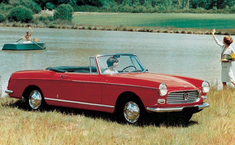 Oldtimer – Peugeot 404 Cabriolet (1962-69)