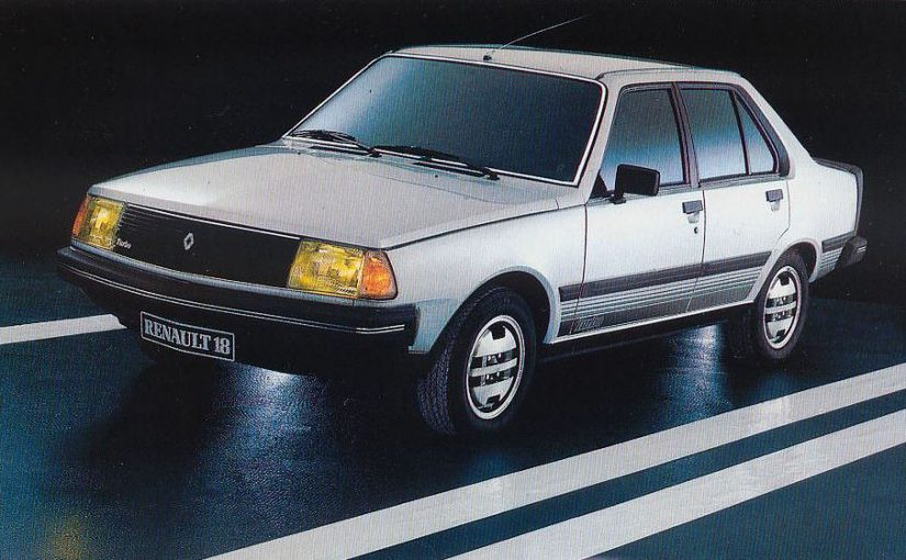 Youngtimer – Renault 18 Turbo (1980-85)