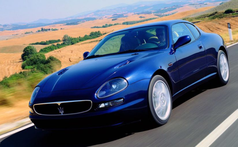 Youngtimer – Maserati 3200 GT (1998-2002)