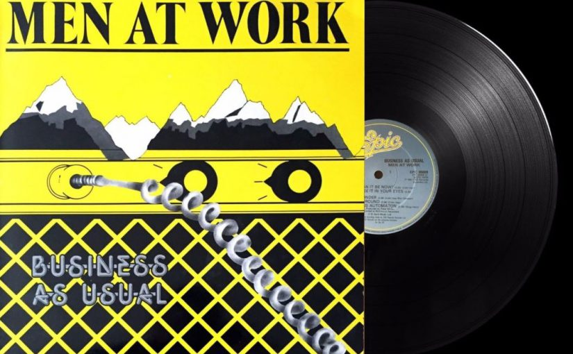 Album – Men At Work – Business As Usual (1981)