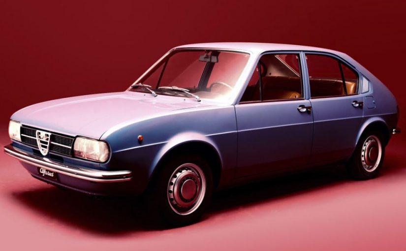 Youngtimer – Alfa Romeo Alfasud (1972-84)