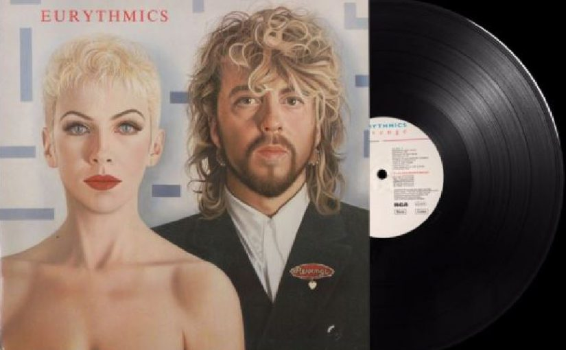 Album – Eurythmics – Revenge (1986)