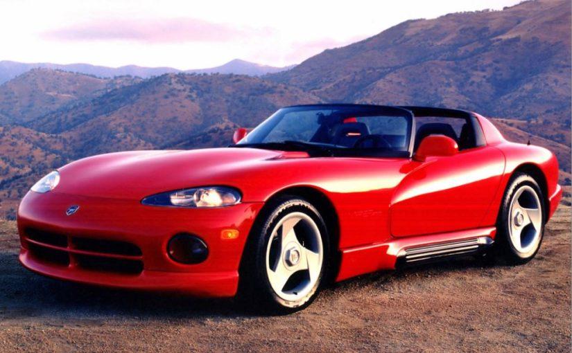 Youngtimer – Chrysler Viper RT/10 (1992-2002)