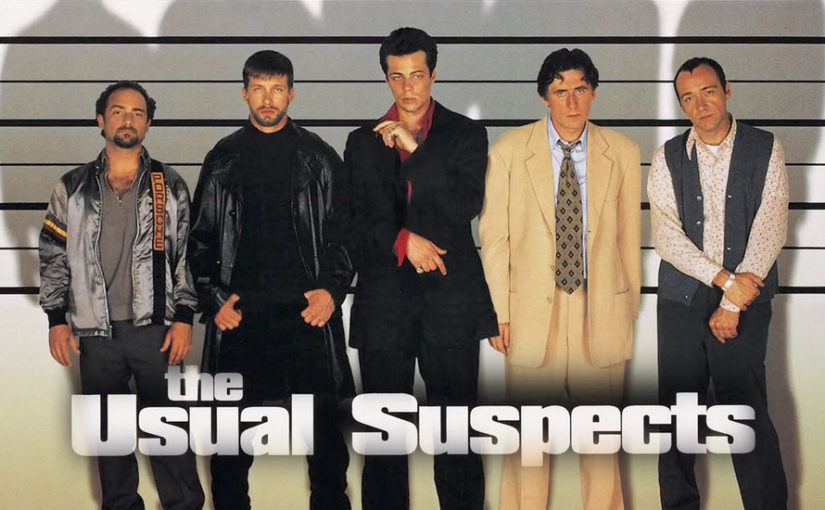 Film – Usual Suspects (1995)