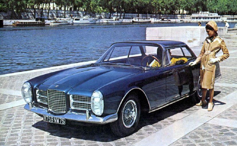 Oldtimer – Facel Véga Facel II (1961-64)