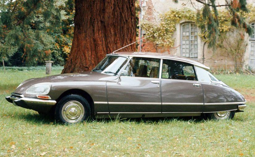 Oldtimer – Citroën DS (1955-1975)