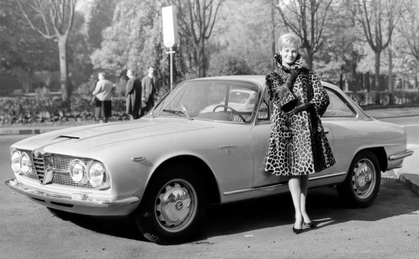 Oldtimer – Alfa Romeo 2600 Sprint (1962-66)