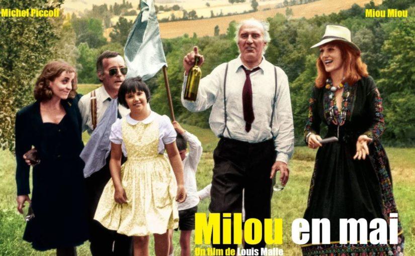Film – Milou en Mai (1990)