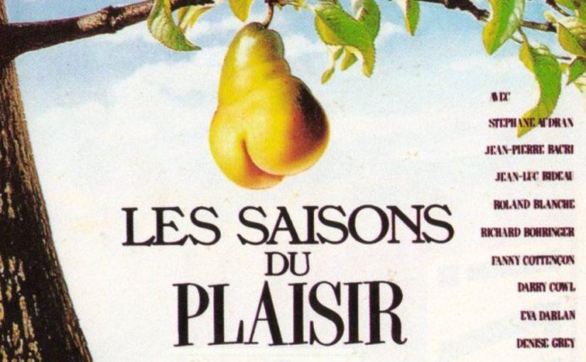 Film – Les Saisons du Plaisir (1988)