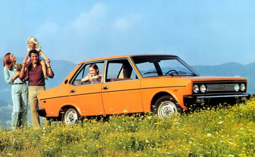 Youngtimer – Fiat 131 (1974-85)