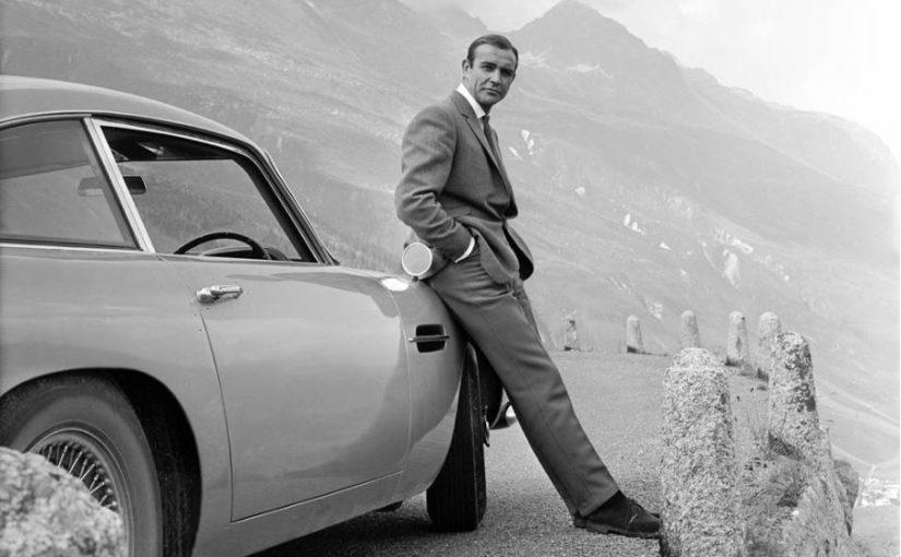 Film & Oldtimer – Goldfinger (1965) – Aston Martin DB5 (1963-65)