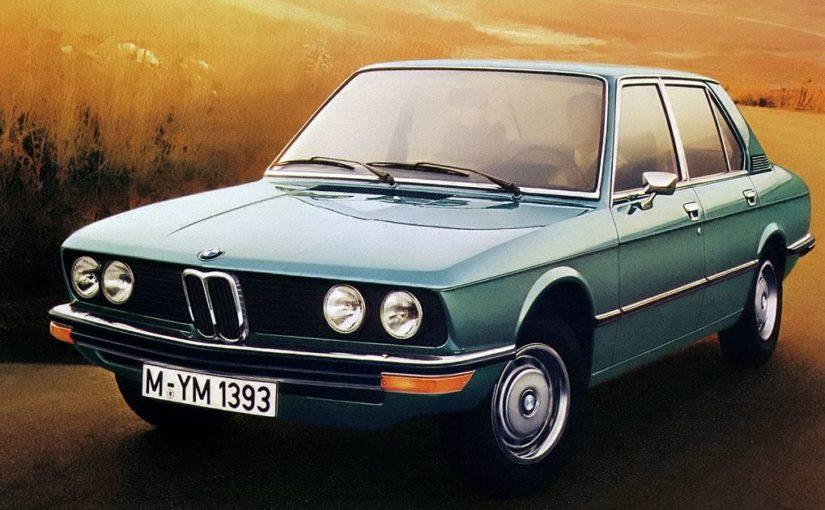 Youngtimer – BMW Série 5 E12 (1972-81)