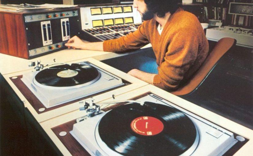 L'âge d'or du disque microsillon (1960-1985)