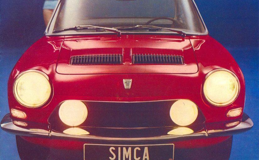 Oldtimer – Simca 1200 S Coupé (1968-72)