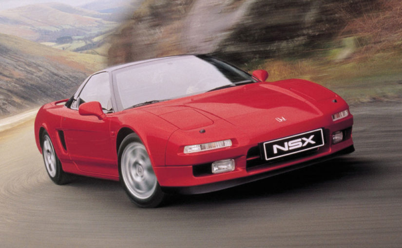 Auto & Moto : Honda NSX & Yamaha V-Max : Duo de rêve des années 90